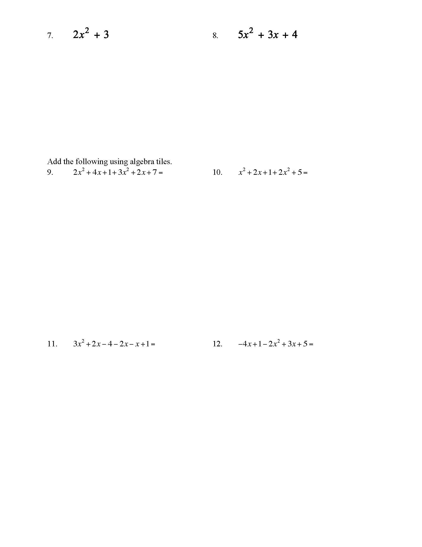 Algebra Tiles 1_Page_2